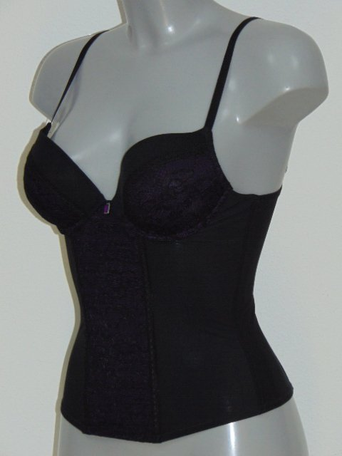 After Eden Rouge Paars Bustier