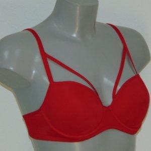 Sapph Fabulous Rood Voorgevormde bh