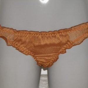 SJJANS Mode Oranje Slip