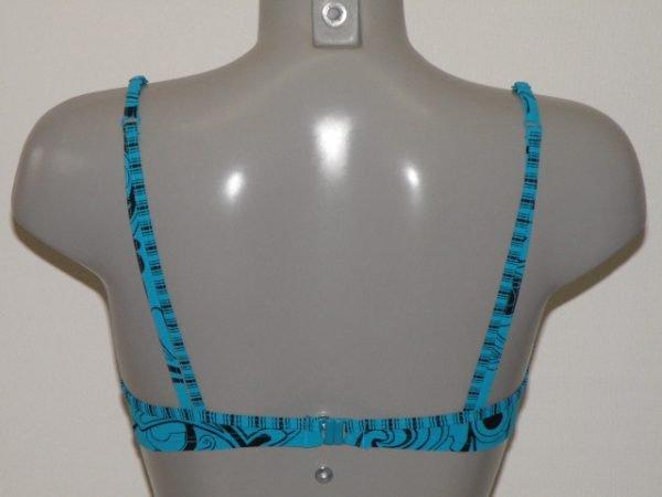 Marlies Dekkers Badmode Wes Wilson Deep Blauw Bandeau Bikinitop