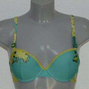 Marlies Dekkers Badmode Ojiya Groen Push Up Bikinitop