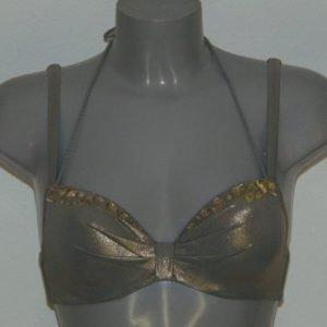 Marlies Dekkers Badmode Flic & Flac Grijs Push Up Bikinitop