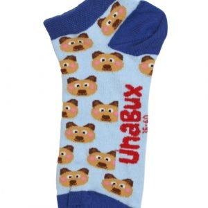 Unabux Deep Sea Bear Blauw Sokken