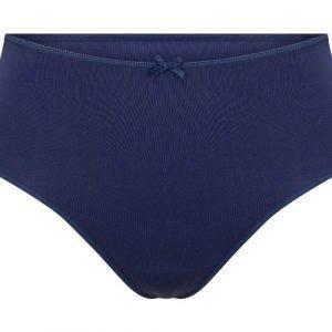 RJ Bodywear Pure Color Extra Hoog Blauw String