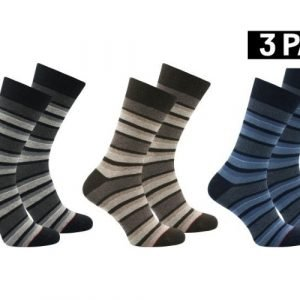 RJ Bodywear Men Good Life Zwart Sokken