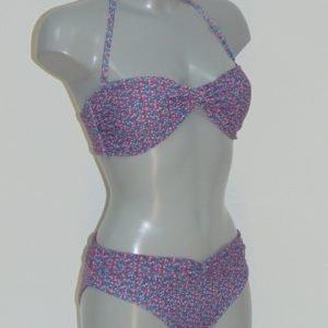Shiwi Henrietta Blauw BIkini Set