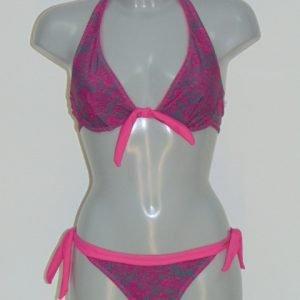 Shiwi Katja Grijs/Roze BIkini Set