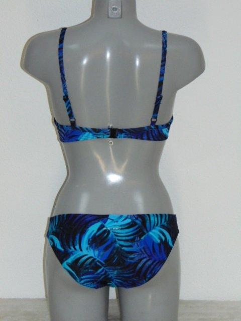 Nickey Nobel Palm Blauw BIkini Set