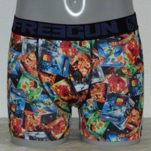 Freegun Poke Multicolor Micro Boxershort