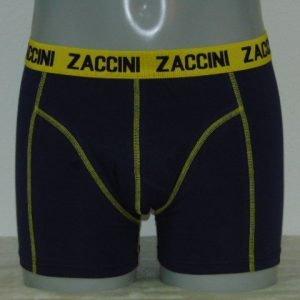 Zaccini Paint Drops Blauw Boxershort