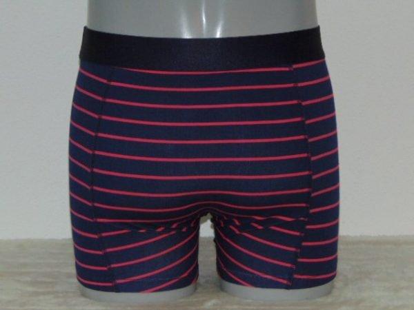 Shiwi Men Striped Blauw Boxershort