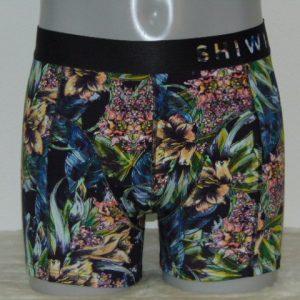 Shiwi Men Blossom Zwart Boxershort
