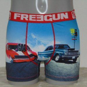 Freegun Race Grijs Micro Boxershort
