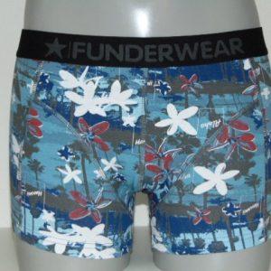 Funderwear Aloha Blauw Boxershort