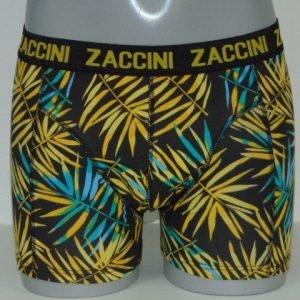 Zaccini Leaves Zwart Boxershort