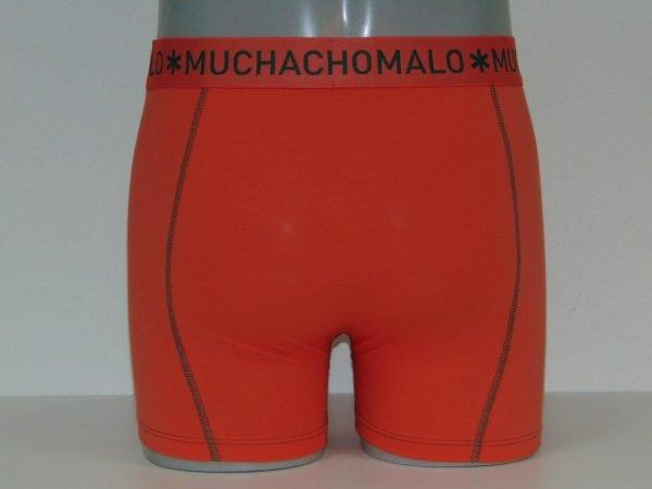 Muchachomalo Basic Oranje Boxershort