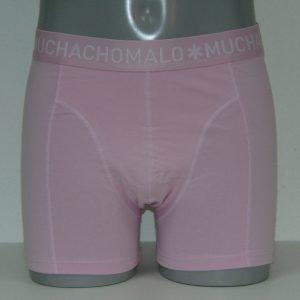 Muchachomalo Basic Roze Boxershort