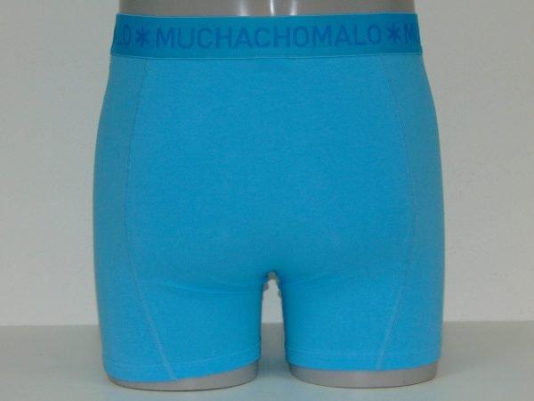 Muchachomalo Basic Blauw Boxershort