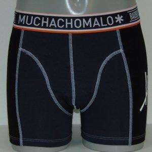 Muchachomalo Fall Down Get Up Blauw Boxershort