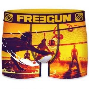Freegun Beachvolleybal Geel Micro Boxershort