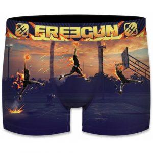 Freegun Basketbal Blauw Micro Boxershort