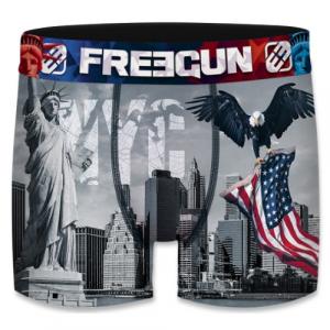 Freegun NYC Grijs Micro Boxershort