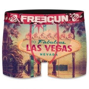 Freegun Vegas sign Oranje Micro Boxershort