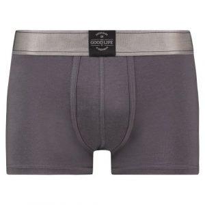 RJ Bodywear Men Good Life Grijs Trunk short