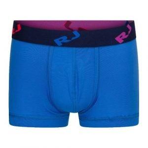 RJ Bodywear Men Pure Color Blauw Micro Trunk